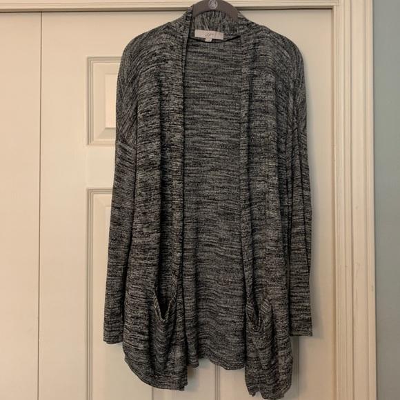 LOFT Sweaters - Oversized LOFT Cardigan